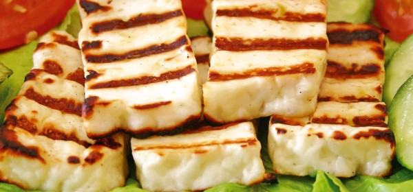 Halloumi Cheese Serving Suggestions